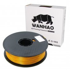 PLA пластик Wanhao, 1.75 мм, gold, 1 кг модель PLA пластик Wanhao, 1.75 мм, gold, 1 кг от Wanhao