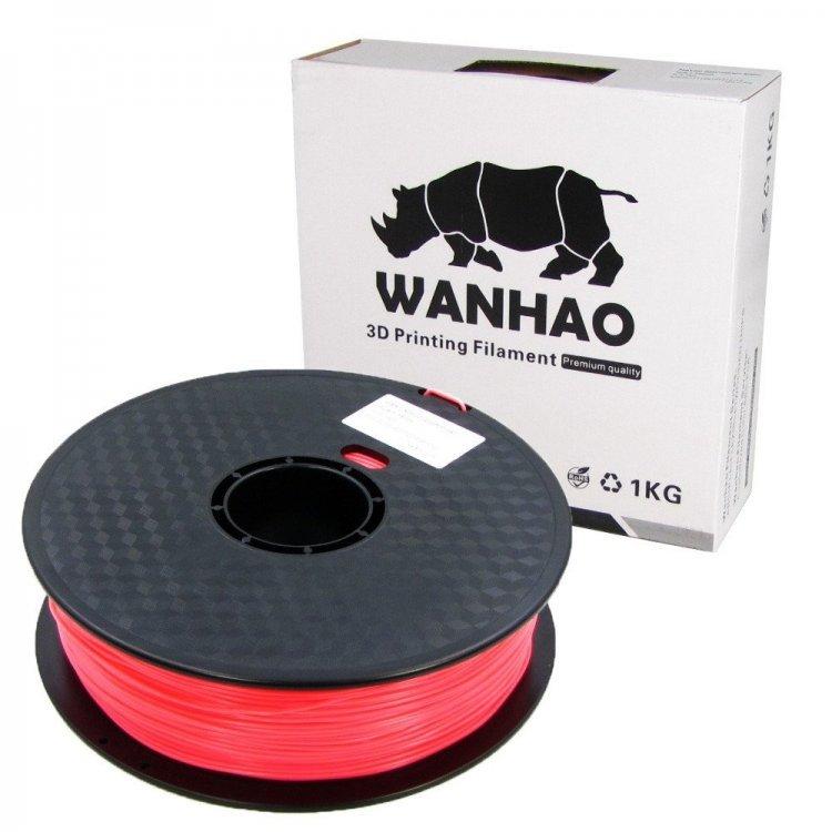 PLA пластик Wanhao, 1.75 мм, pink, 1 кг модель PLA пластик Wanhao, 1.75 мм, pink, 1 кг от Wanhao