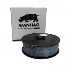 PLA пластик Wanhao, 1.75 мм, translucent grey, 1 кг модель PLA пластик Wanhao, 1.75 мм, translucent grey, 1 кг от Wanhao
