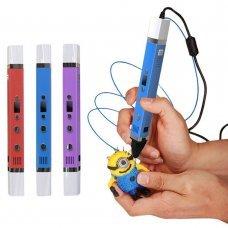 3D ручка MyRiwell 5 RP100C с LCD дисплеем