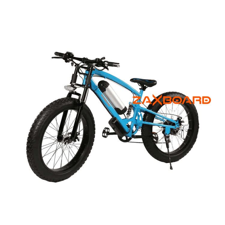 Электровелосипед Zaxboard GB-750 синий модель Zaxboard GB-750-blue от ZaxBoard