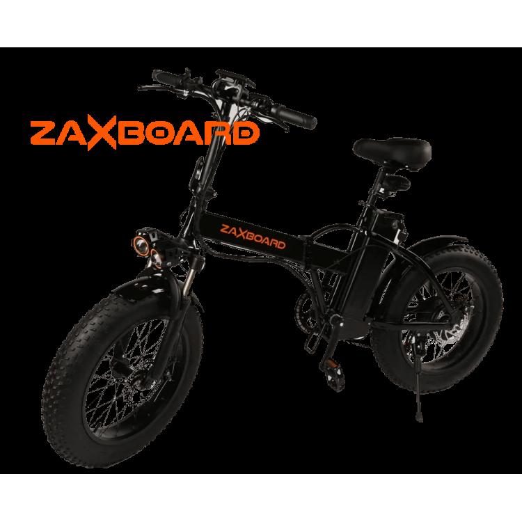 Электровелосипед Zaxboard VG-500 черный