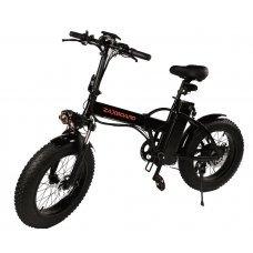 Электровелосипед Zaxboard VG-500 черный/синий модель Zaxboard VG-500-black-blue от ZaxBoard