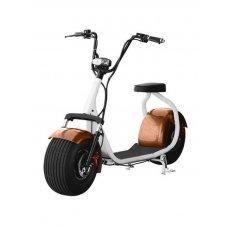 Электроскутер Woqu Citycoco 1000W коричневый модель Woqu Citycoco 1000W коричневый от CityCoco