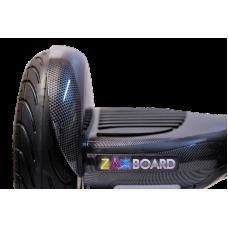 Гироскутер ZAXBOARD ZX-11 Pro 10,5 самобаланс Черный карбон с APP и аквазащитой