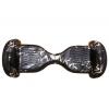 Гироскутер ZAXBOARD ZX-11 Pro 10,5 самобаланс Черная молния с APP и аквазащитой