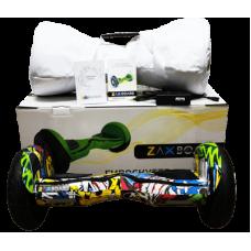 Гироскутер ZAXBOARD ZX-11 Pro 10,5 самобаланс Хип-Хоп с APP и аквазащитой модель ZAXBOARD ZX-11 Pro Хип-хоп от ZaxBoard
