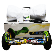 Гироскутер Zaxboard 10,5 самобаланс. Хип-хоп Bluetooth. APP