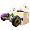 Гироскутер ZAXBOARD ZX-11 Pro 10,5 самобаланс Джунгли с APP и аквазащитой