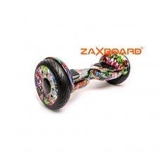 Гироскутер ZAXBOARD ZX-11 Pro 10,5 самобаланс Джунгли с APP и аквазащитой модель ZAXBOARD ZX-11 Pro Джунгли от ZaxBoard