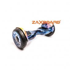 Гироскутер ZAXBOARD ZX-11 Pro 10,5 самобаланс Космос с APP и аквазащитой модель ZAXBOARD ZX-11 Pro Космос от ZaxBoard