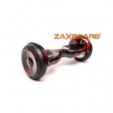 Гироскутер ZAXBOARD ZX-11 Pro 10,5 самобаланс Красная молния с APP и аквазащитой модель ZAXBOARD ZX-11 Pro Красная молния от ZaxBoard
