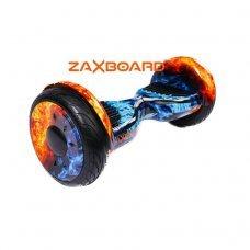 Гироскутер ZAXBOARD ZX-11 Pro 10,5 самобаланс Огонь и Лед с APP и аквазащитой модель ZAXBOARD ZX-11 Pro Огонь и Лед от ZaxBoard