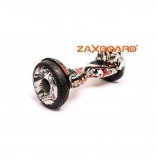 Гироскутер ZAXBOARD ZX-11 Pro 10,5 самобаланс Пират с APP и аквазащитой модель ZAXBOARD ZX-11 Pro Пират от ZaxBoard