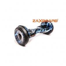 Гироскутер ZAXBOARD ZX-11 Pro 10,5 самобаланс Синий Огонь с APP и аквазащитой модель ZAXBOARD ZX-11 Pro Синий Огонь от ZaxBoard