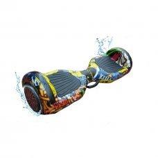 Гироскутер ZAXBOARD ZX-6 Хип-хоп модель ZAXBOARD ZX-6 Огонь и лед от ZaxBoard