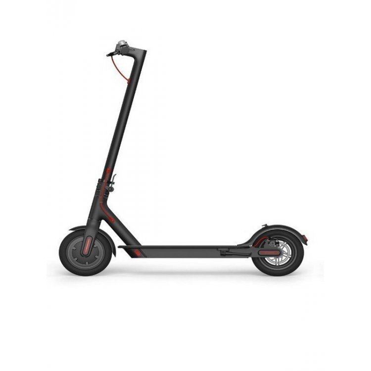 Электросамокат Xiaomi Mijia Electric Scooter M365 7800 Ah черный модель Mijia Electric Scooter от Xiaomi
