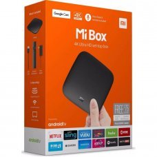 Медиаплеер Xiaomi Mi Box International Version черный модель Xiaomi Mi Box от Xiaomi