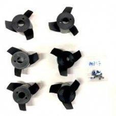 Пропеллеры для подводного дрона FIFISH V6 (6шт) модель Пропеллеры для подводного дрона FIFISH V6 (6шт) от Qysea