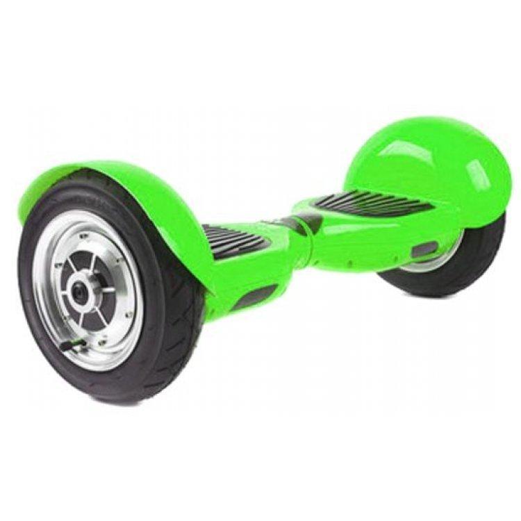 Гироскутер Smart Balance Suv Внедорожный 10 дюймов зеленый с колонками
