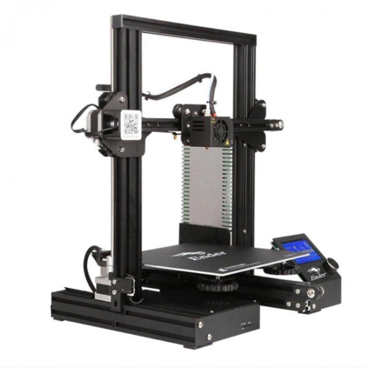 3D Принтер Creality3D Ender-3 Pro модель 3D Принтер Creality3D Ender-3 Pro от Creality3D