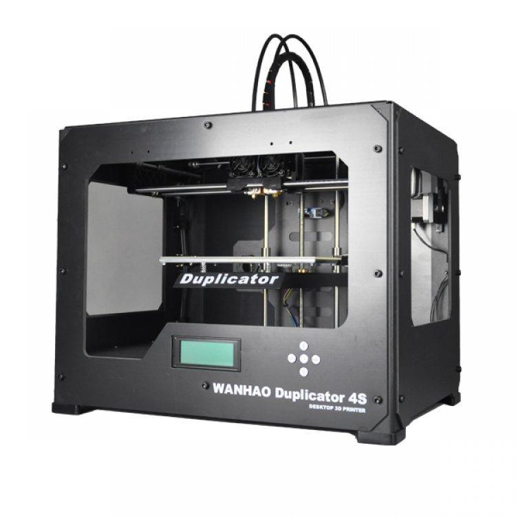 3D Принтер Wanhao D4S Double Extruder модель 3D Принтер Wanhao D4S Double Extruder от Wanhao