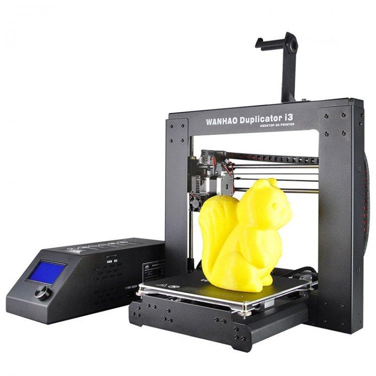 3D Принтер Wanhao i3 V2.1 модель 3D Принтер Wanhao i3 V2.1 от Wanhao