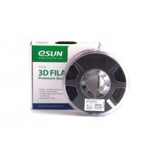 PLA+ пластик eSun, 1.75 мм, black, 1 кг модель PLA+ пластик eSun, 1.75 мм, black, 1 кг от