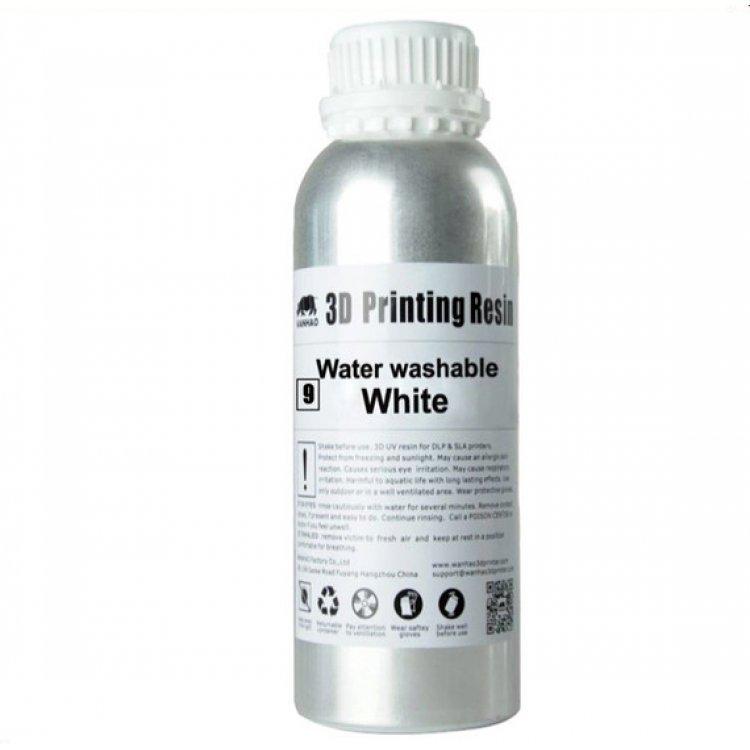Фотополимер Wanhao, (1000ml/bottol white) модель Фотополимер Wanhao, (1000ml/bottol white) от
