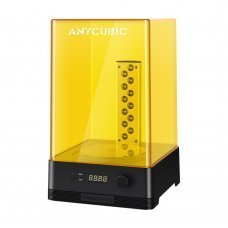 Полимеризационная камера (УФ) и мойка Anycubic Wash & Cure 2 модель Полимеризационная камера (УФ) и мойка Anycubic Wash & Cure от Anycubic